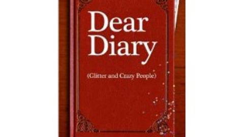 Tabitha Makes a new eBook Dear Diary: Glitter and Crazy People