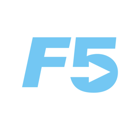 F 5 logo
