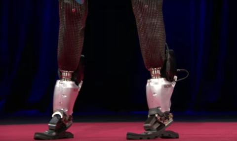 New bionics let us run, climb and dance | Hugh Herr Ted talk