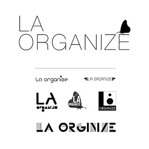 LA Orginize Logo