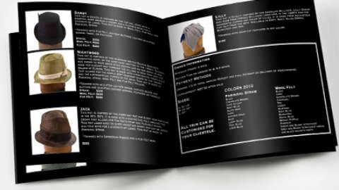 Brochure   Corina Haywood Modern Millinery