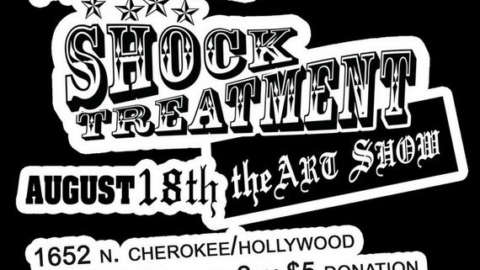 Shock Treatment the Art Show